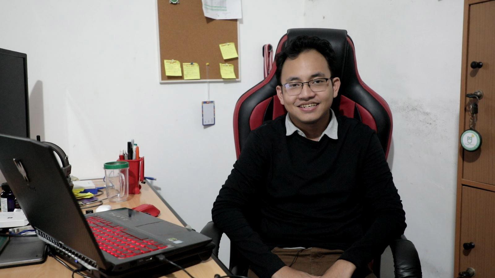 Aryo Febrian Moedanton, Dirikan Anakmuda.net untuk Wadah Berjejaring dan Berkreatif