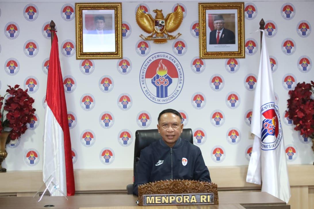 Menpora RI: Grand Design Pembinaan Olahraga Harus Jadi Pabrik Prestasi Atlet Indonesia