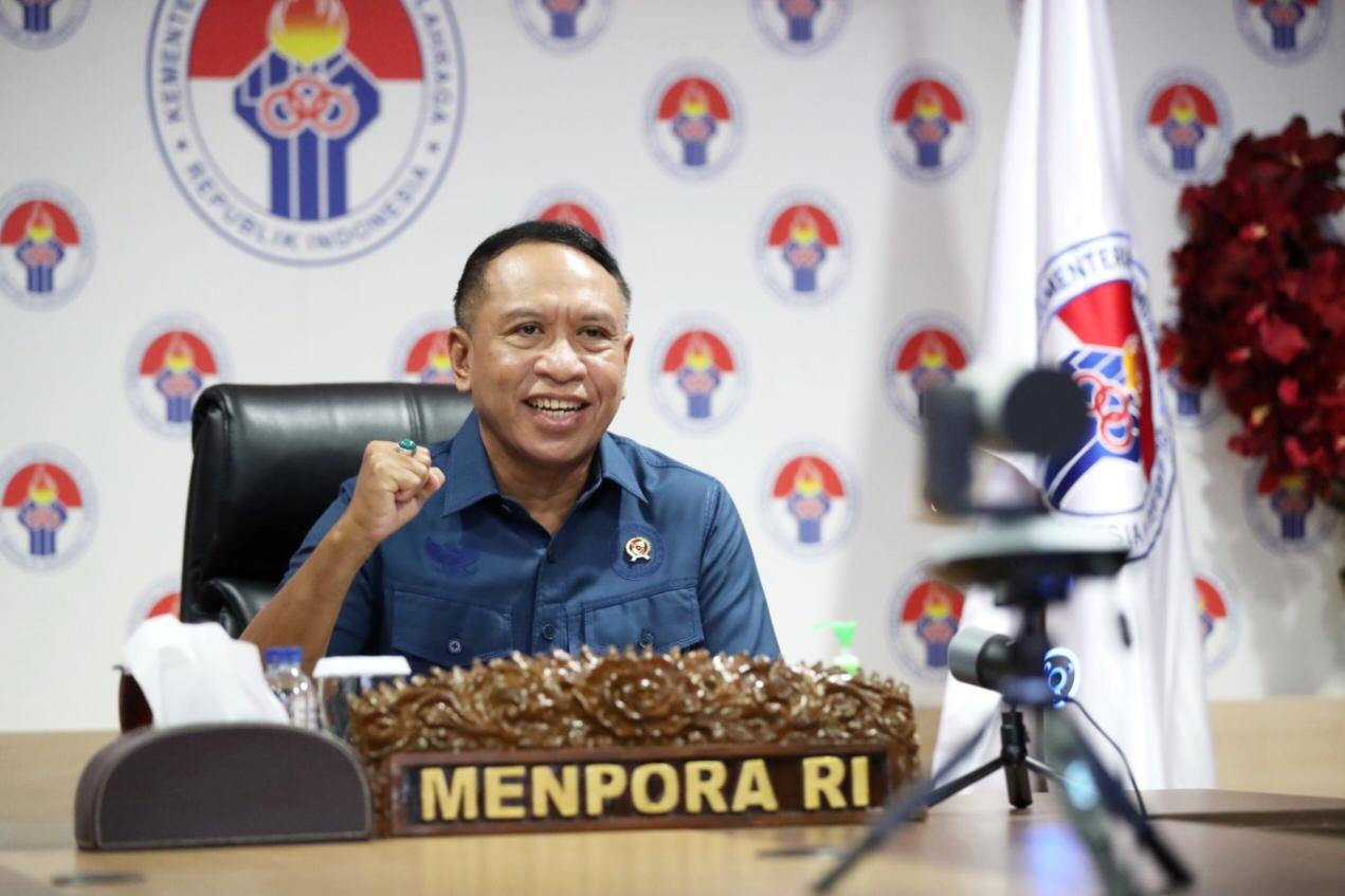 Menpora RI Minta Olahraga Rekreasi Harus Dipersiapkan untuk Mendukung Sport Tourism Indonesia