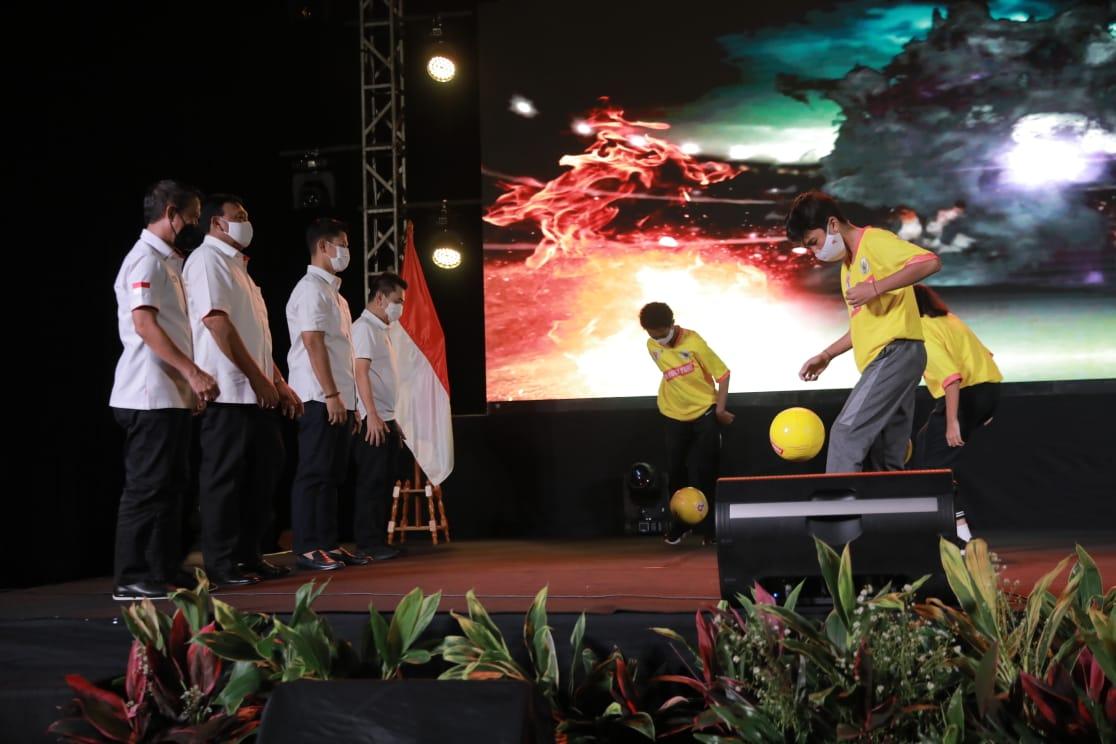 Menarik Antusias Masyarakat, Youth Fun Juggling Competition Diikuti 11 Ribu Peserta dari 6 Provinsi