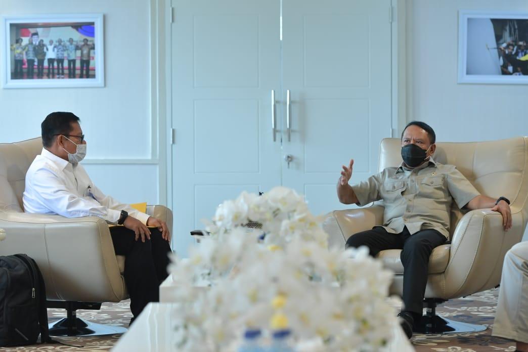 Menpora RI Dukung ISORI Turut Serta Majukan Dunia Olahraga Indonesia