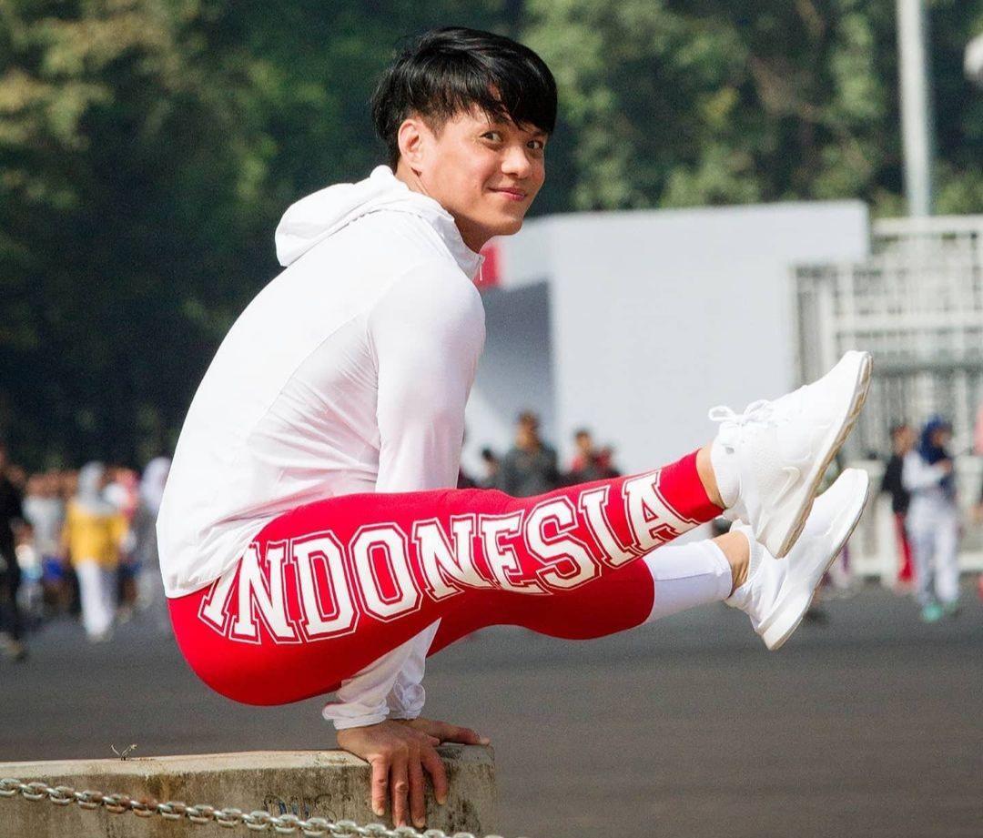 Terinspirasi dari Sang Ibu, Lody Lontoh Jadi Master Aerobik Indonesia