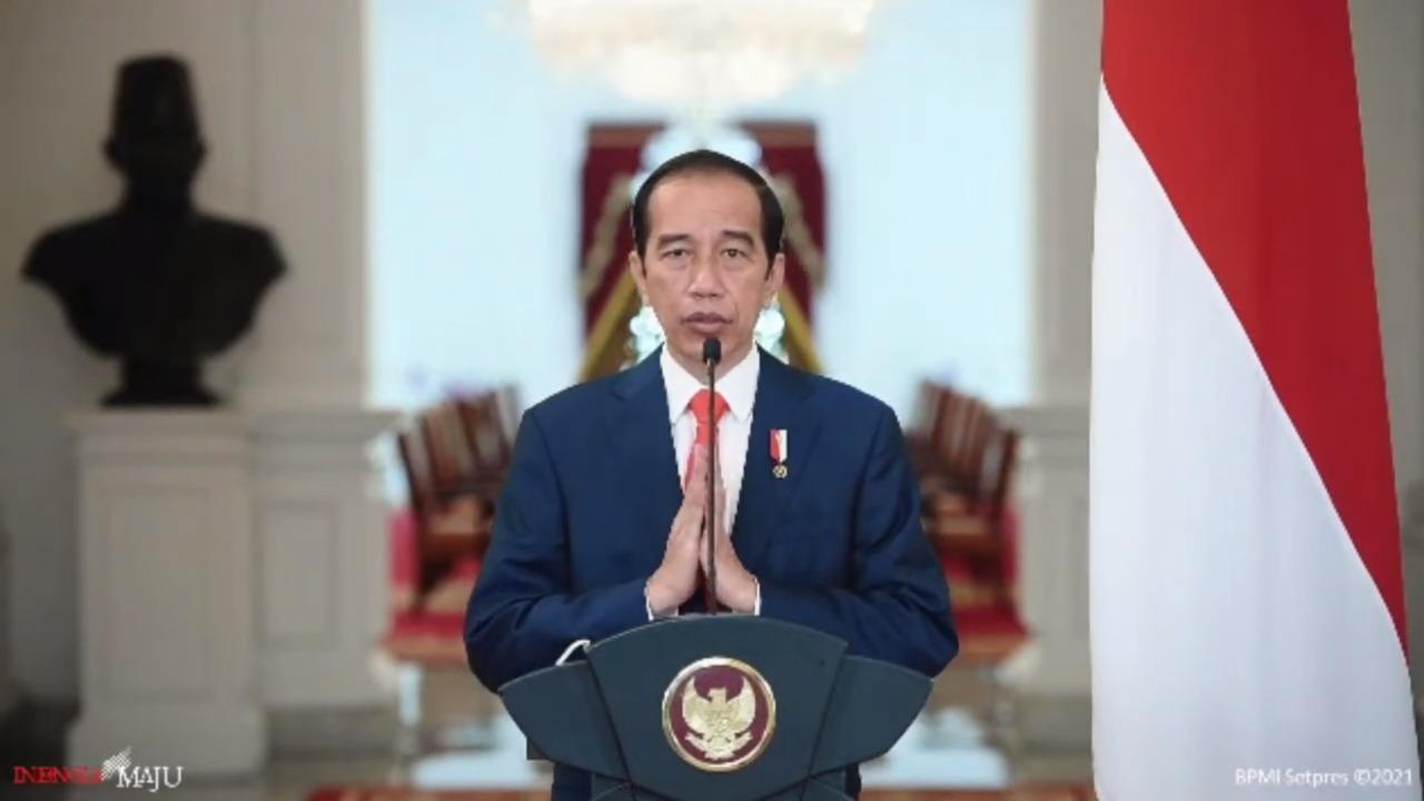 Presiden RI: Situasi Krisis Harus Bisa Mengubah Frekuensi Pelayanan Pemerintah kepada Rakyat
