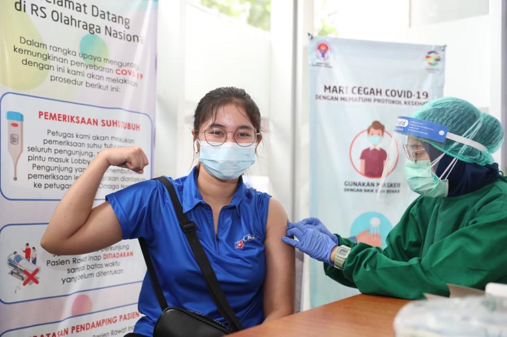 Usai Divaksin, Atlet Indonesia Makin Pede Hadapi Kejuaraan Dunia dan Pra-Kualifikasi Olimpiade 2021