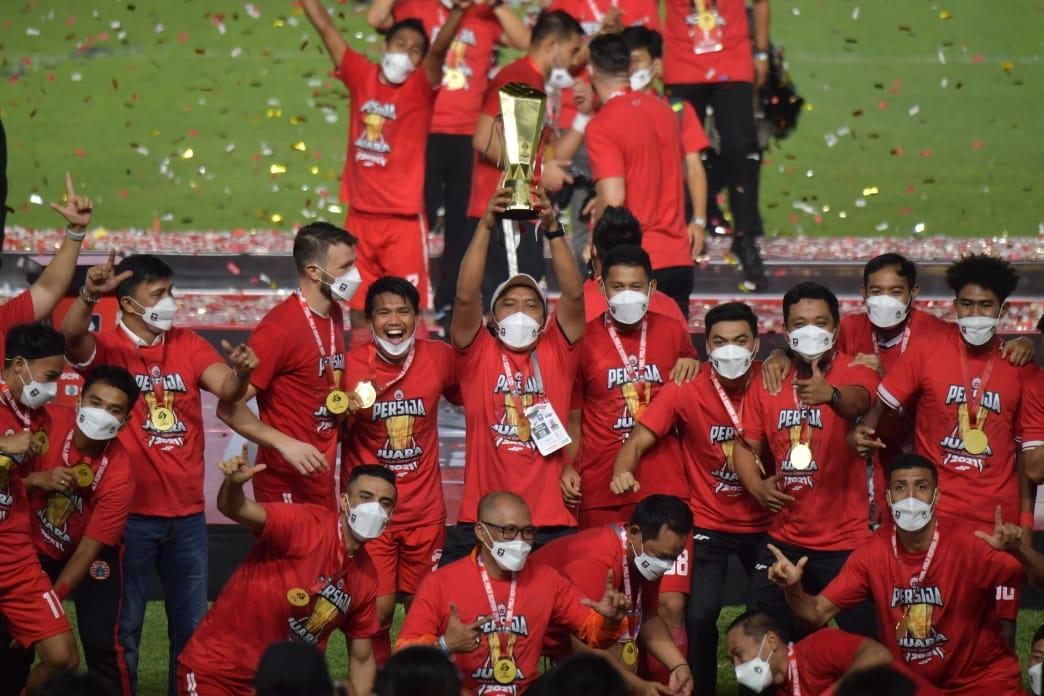 Sukses Bawa Persija Juara Piala Menpora 2021, Sudirman Fokus Persiapkan Anak Asuhnya Menuju Liga 1