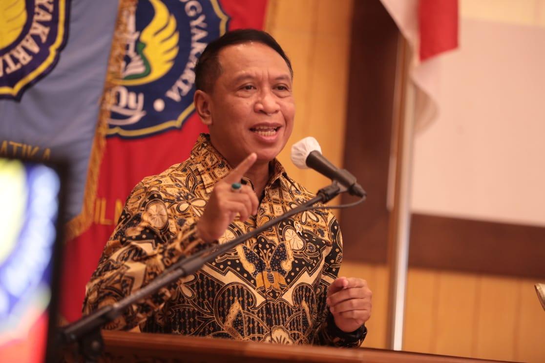 Menpora Amali Buka Rakernas Sekaligus Peringati HUT ke-52  ISORI di Yogyakarta