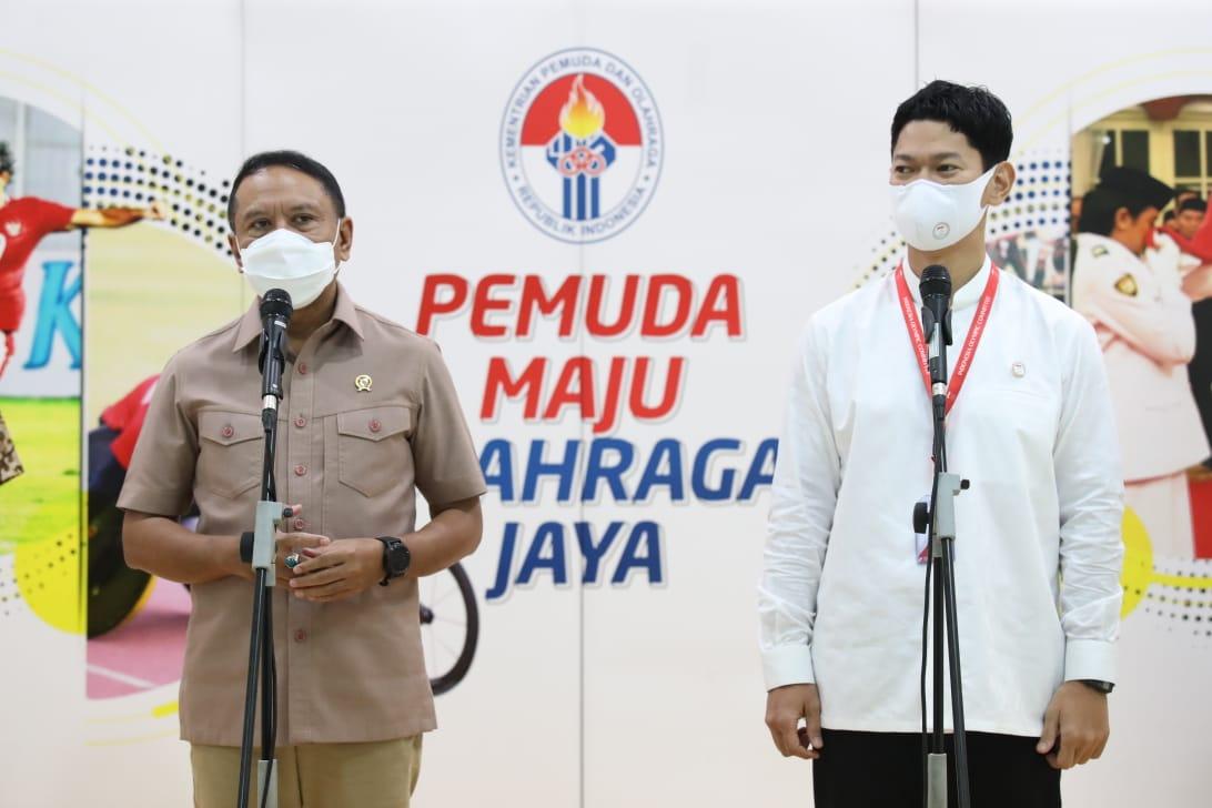 Tindaklanjuti Keppres, Menpora Amali – NOC Indonesia Gerak Cepat Siapkan Bidding Tuan Rumah Olimpiade 2032