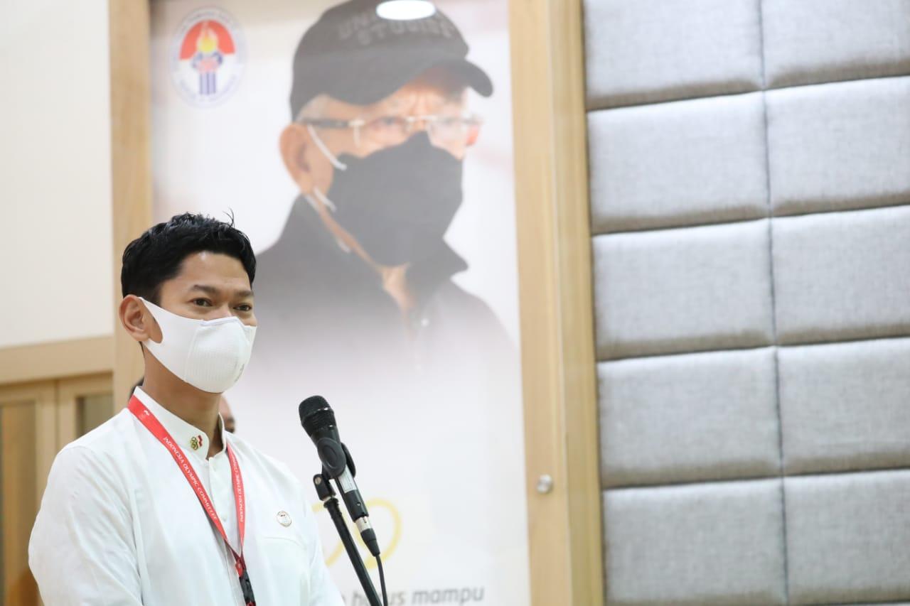 Ketua NOC Indonesia: Keppres Panitia Bidding Olimpiade 2032 Tambah Akselerasi Indonesia Yakinkan IOC