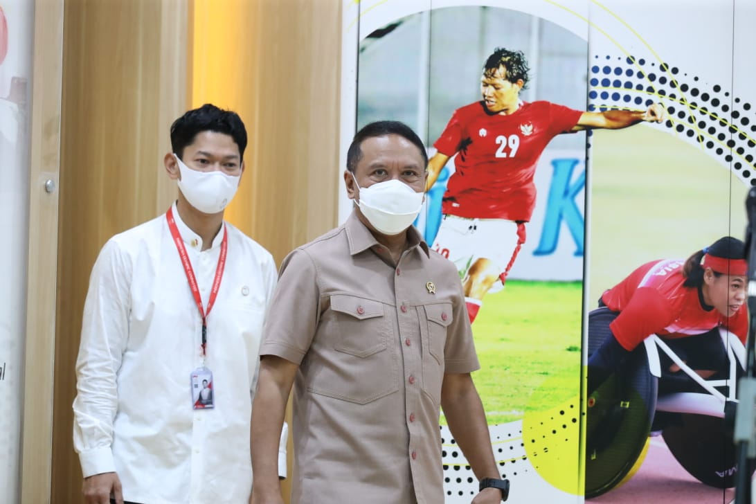 Menpora Amali Puji Langkah NOC Indonesia Perjuangkan untuk Tuan Rumah Olimpiade 2032