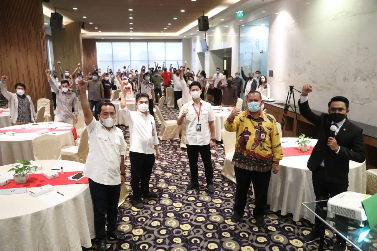 Kemenpora Gelar Media Gathering Bertajuk 'Indonesia Menuju Olimpiade 2021'