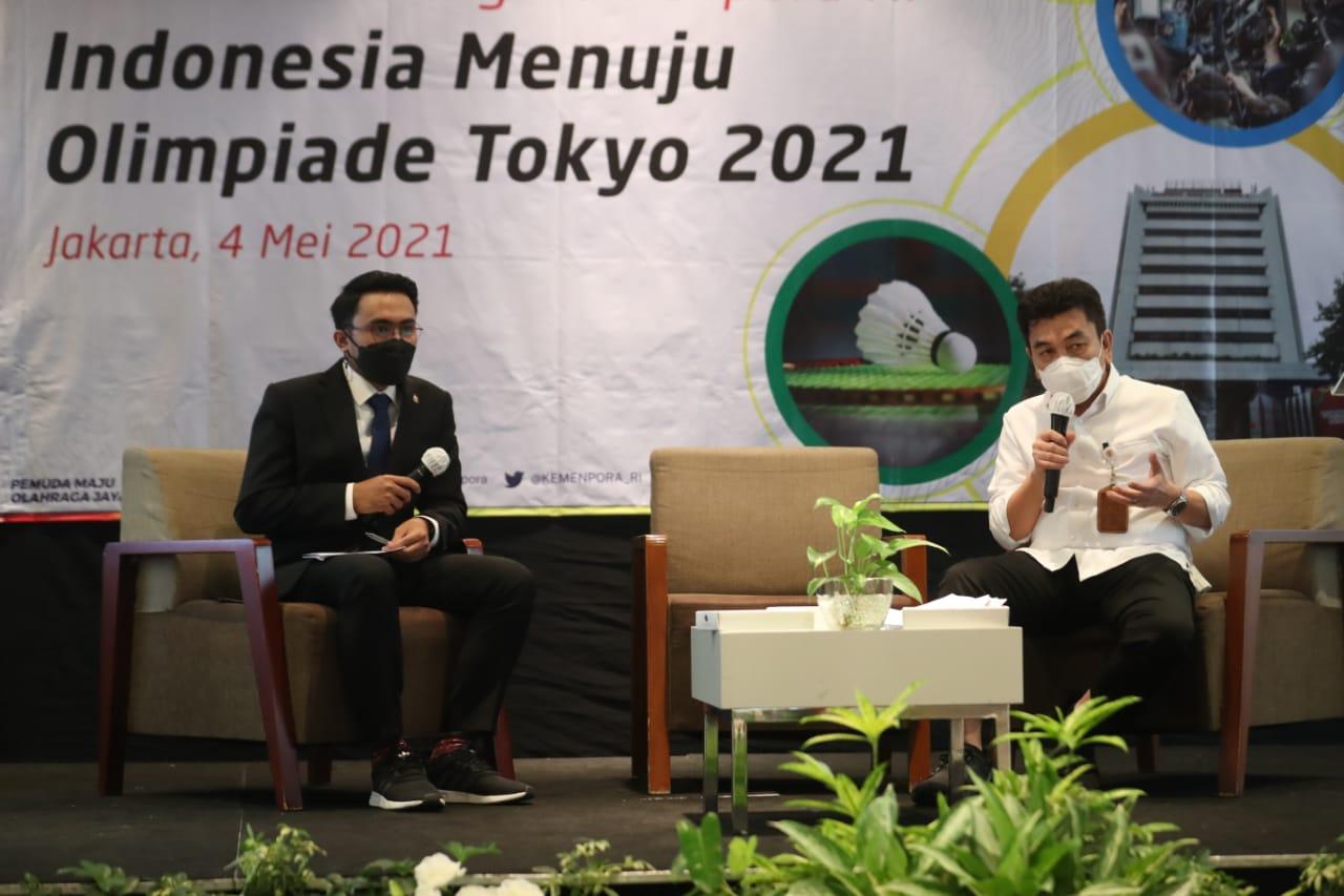 Kemenpora: Prestasi Olimpiade Adalah Investasi Negara