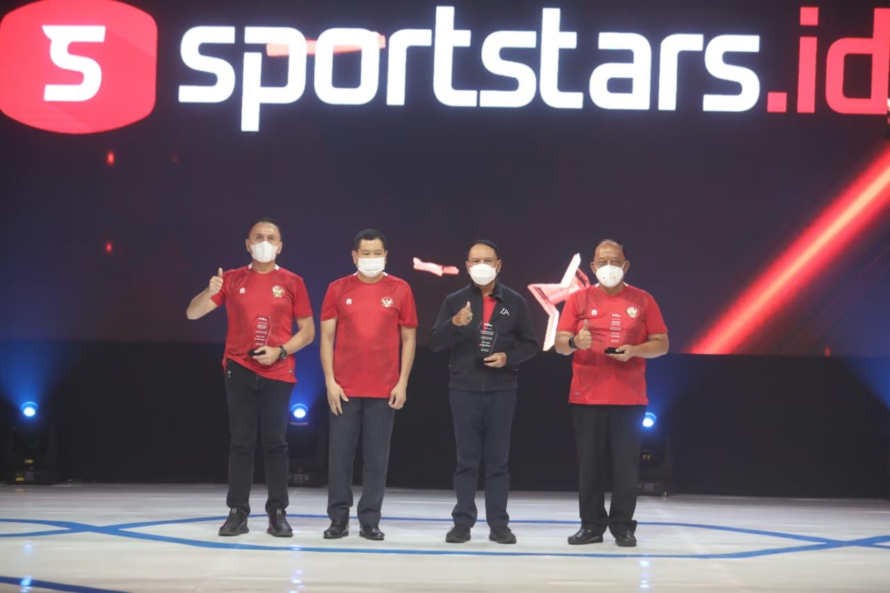 Menpora Amali Apresiasi Sportstars.id Muncul untuk Kebangkitan Olahraga Indonesia di Tengah Pandemi