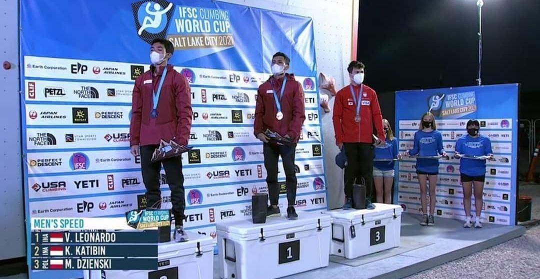 Setelah Sukses Pecahkan Rekor Dunia, Ambisi Veddriq dan Katibin Juara di Olimpiade 2024