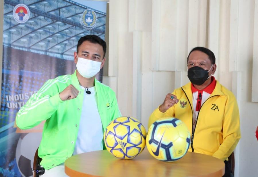 Fenomena Investasi di Klub Sepakbola, Menpora Amali: Sepakbola Nasional Mulai Ada Trust dari Masyarakat