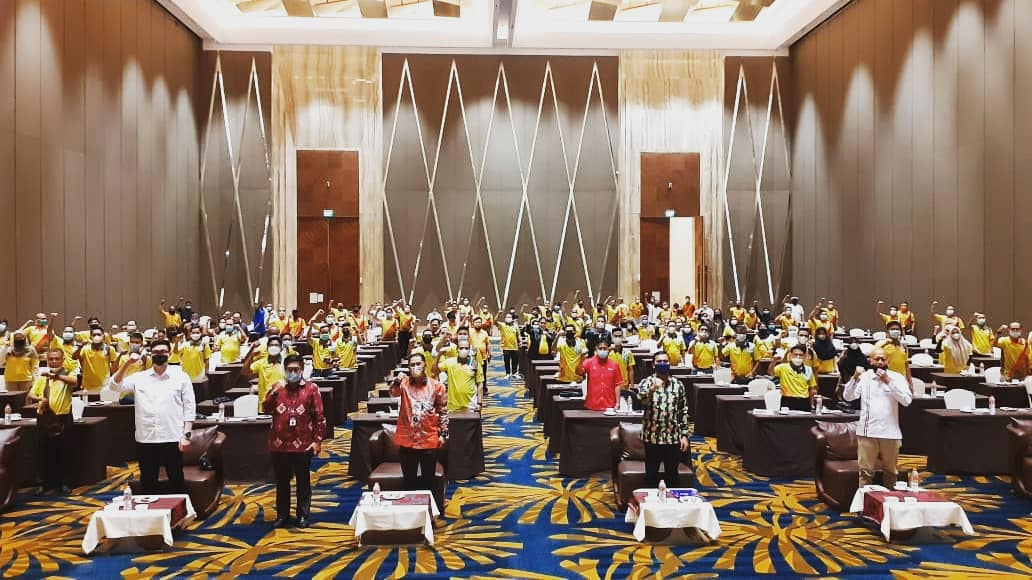 Ini Harapan Kemenpora dalam Pelatihan Tenaga Keolahragaan yang Dilakukan di Pekanbaru