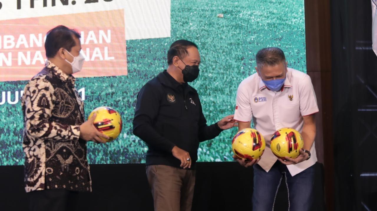 Menpora Amali Ingin Inpres No 3 Tahun 2019 Dijalankan oleh Seluruh Stakeholder Sepakbola dengan Sinergi