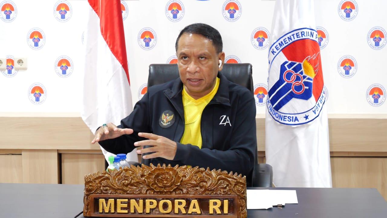 Menpora Amali Apresiasi Hadirnya Tribun Papua.com Sebagai Media Informasi untuk Dukung Pemberitaan PON XX 2021