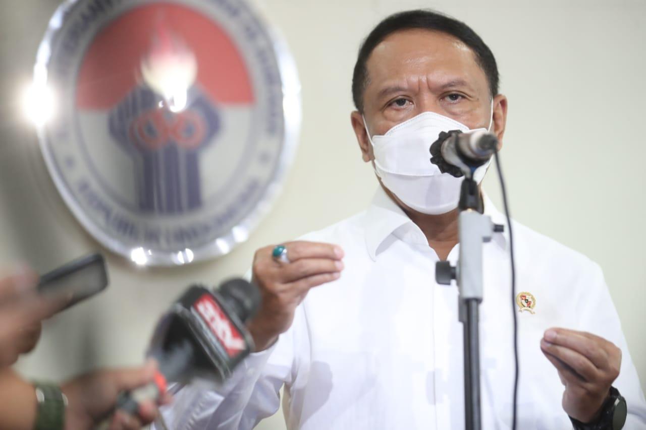 Menpora Amali Harap Tribun Network Yakinkan Masyarakat Indonesia Bahwa Papua Siap Jadi Tuan Rumah PON XX