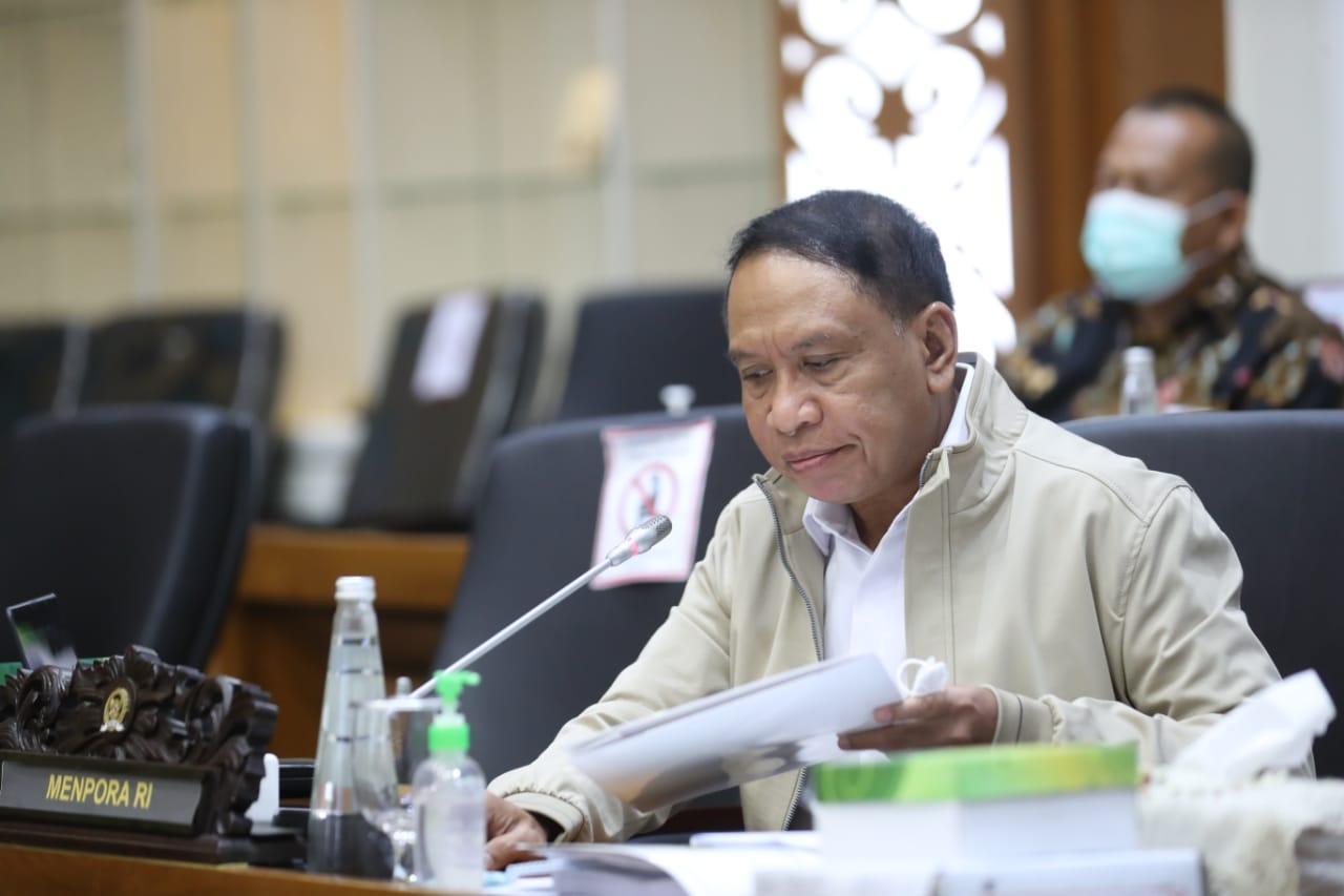 Komisi X DPR Apresiasi dan Bangga Kemenpora Kembali Raih WTP