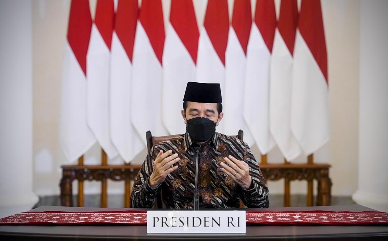 Menpora Amali Turut Hadiri Zikir dan Doa Kebangsaan 76 Tahun Indonesia Merdeka