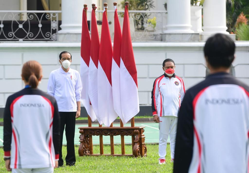 Menpora Amali Ucapkan Terima Kasih kepada Presiden Jokowi Atas Apresiasi untuk Perjuangan Atlet Indonesia di Olimpiade Tokyo 2020
