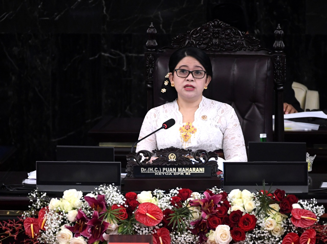 Apresiasi Kontingen Indonesia di Olimpiade Tokyo, Ketua DPR RI: Prestasi Atlet Jadi Hadiah HUT ke-76 RI