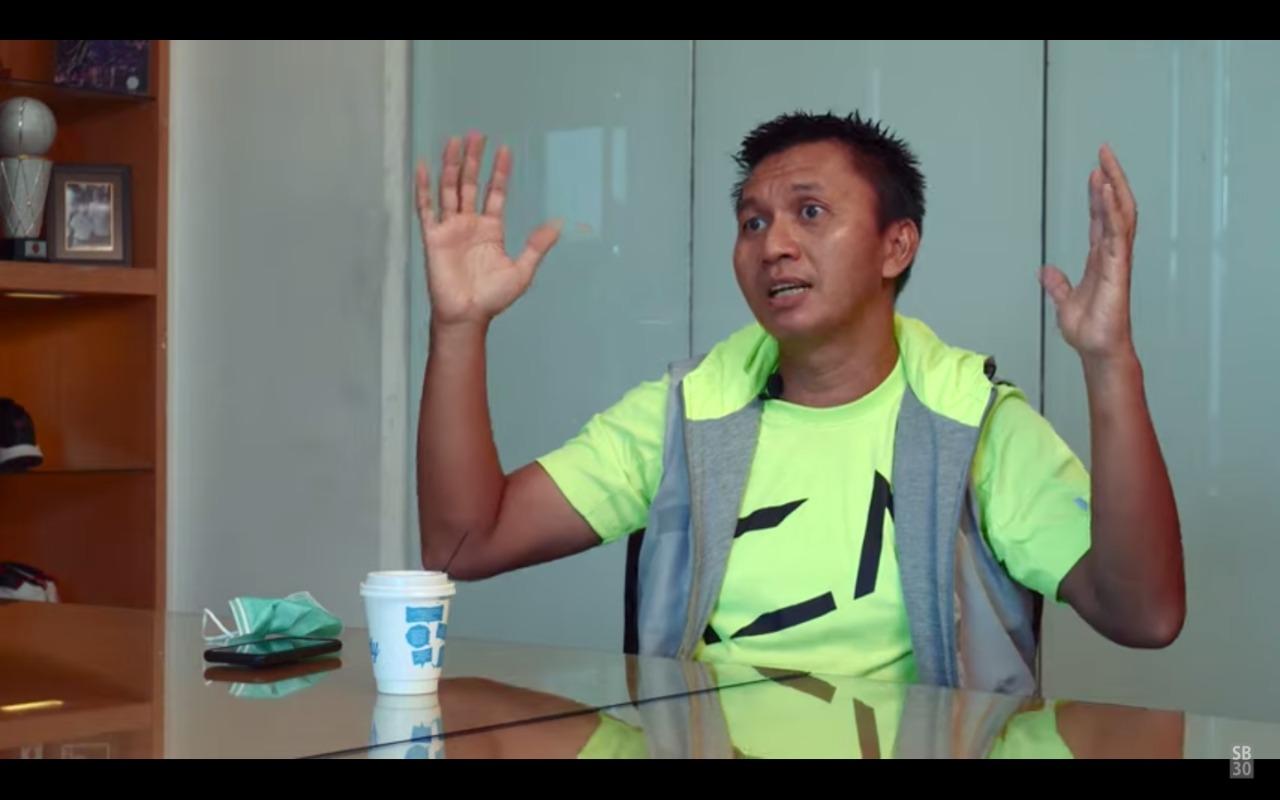 Puji Kepemimpinan Menpora Amali, Azrul Ananda: Beliau Menpora yang Berani Pasang Badan