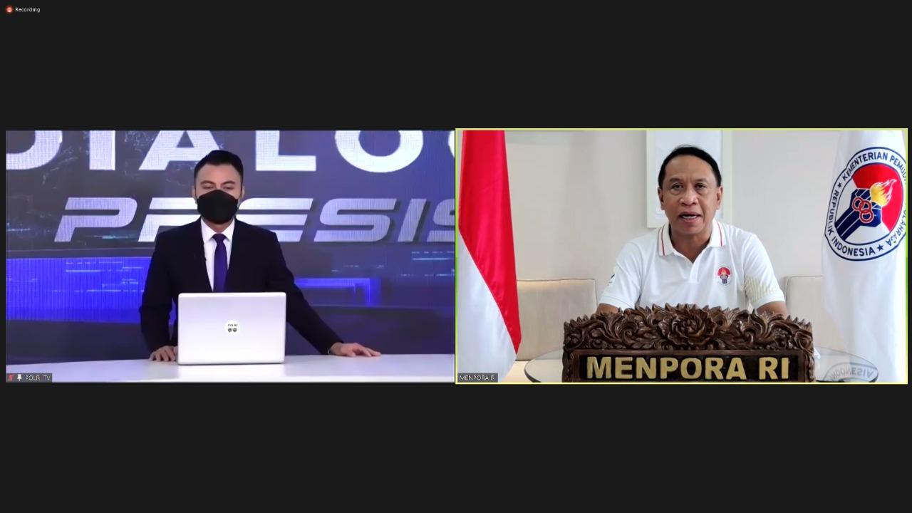 Pastikan Persiapan Fisik untuk PON XX Papua Rampung, Menpora Amali: Sudah Digunakan untuk Tes Event