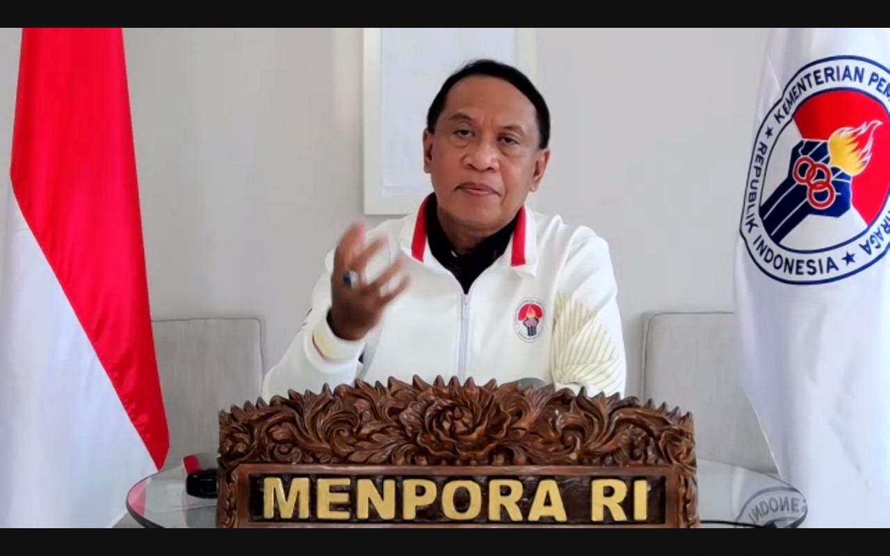 Menpora Amali Sampaikan Tiga Hal Penting Terkait Perkembangan Olahraga Indonesia