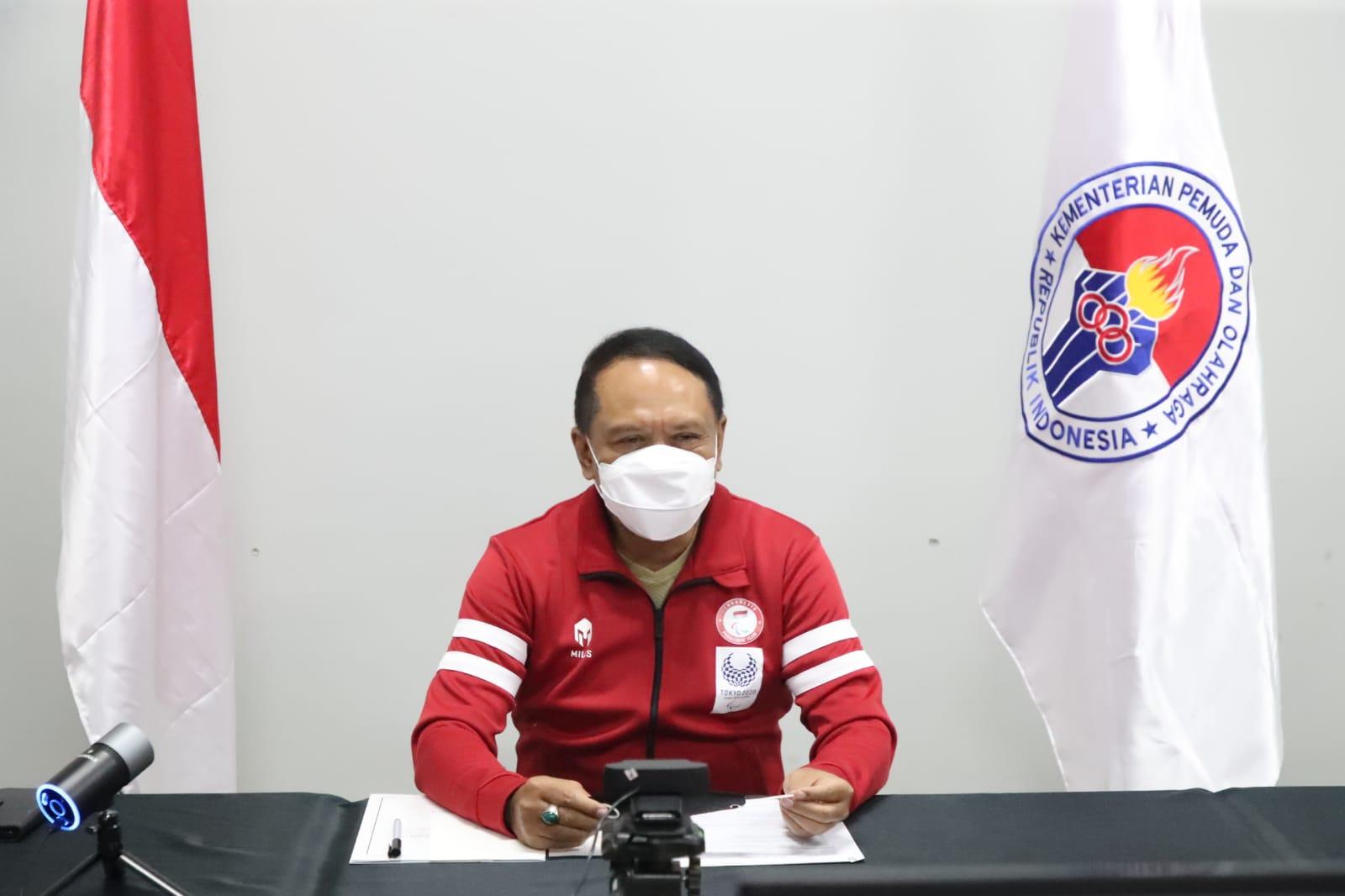 Pelatih dan Atlet Paralimpiade Apresiasi Dukungan Presiden Jokowi dan Menpora Amali Terhadap Atlet Difabel