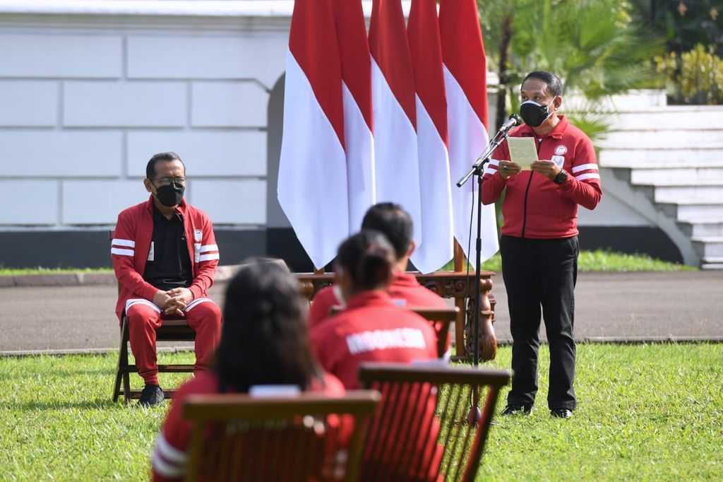 Menpora Amali: Presiden Jokowi Perintahkan kepada Saya Bangun Training Camp dan Sentra Olahraga untuk Atlet Difabel