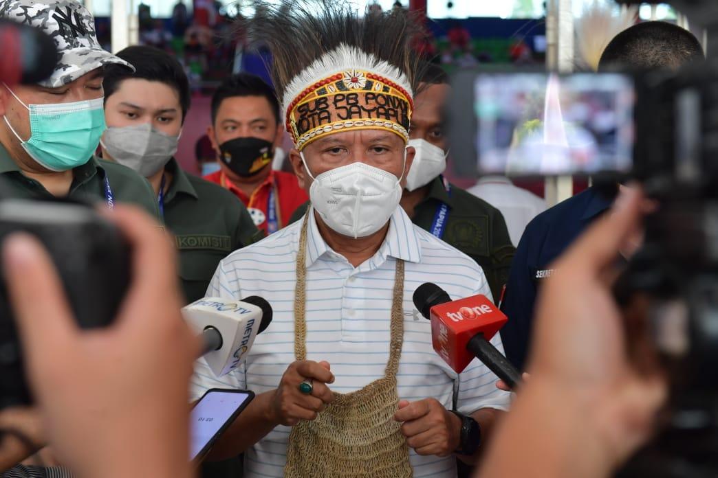 Menpora Amali Pastikan WADA Pahami Kondisi Olahraga Tanah Air Ditengah Pandemi Covid-19