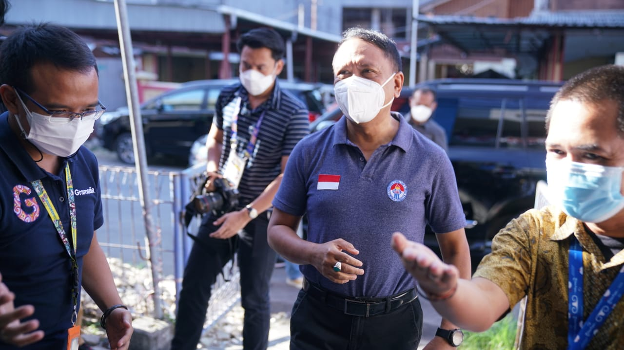 Jelang Penutupan PON Papua, Menpora Amali: Secara Keseluruhan Berjalan Lancar dan Tak Ada Gangguan