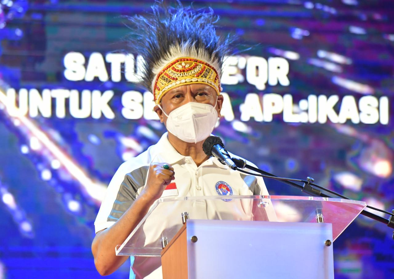 Bangga Indonesia Juara Piala Thomas 2020, Menpora Amali Apresiasi PBSI Lakukan Pembinaan Atlet Junior Bulu Tangkis Sejalan dengan DBON
