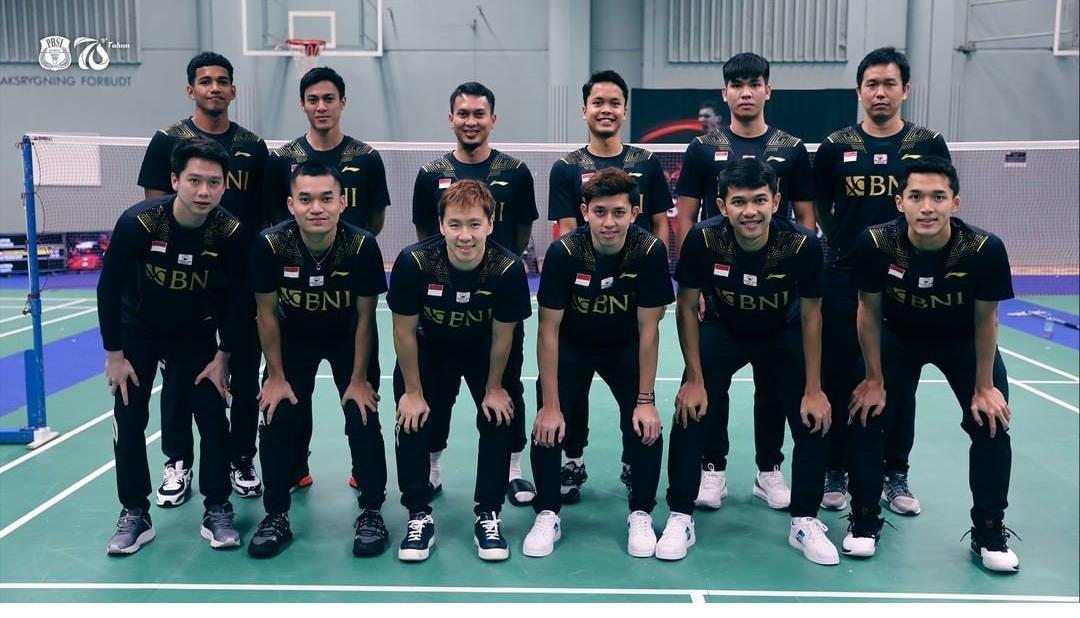 Penantian Panjang Indonesia Juara Piala Thomas Akhirnya Terwujud