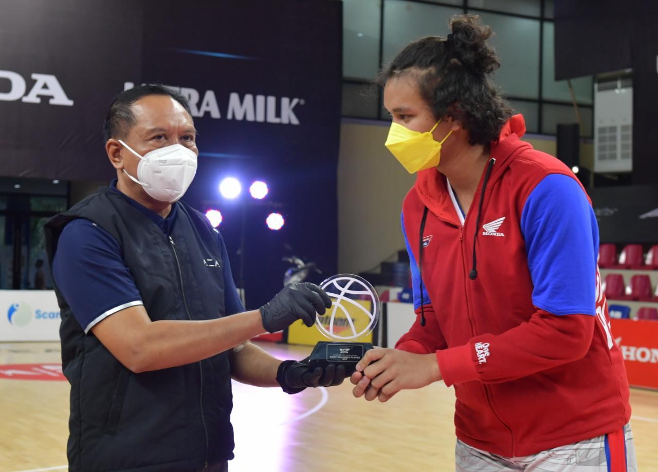 Tutup DBL 2021-2022, Menpora Amali Dukung DBL Sebagai Kompetisi Penting untuk Pembinaan Atlet Berprestasi