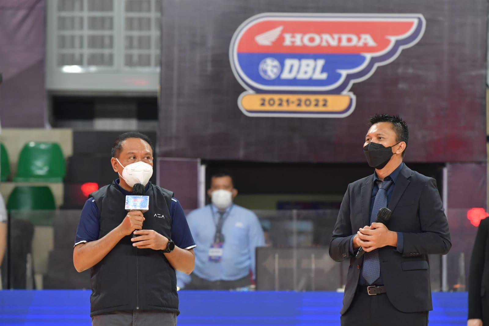 CEO dan Founder DBL Azrul Ananda Puji Menpora Amali 'Pasang Badan' Demi Terselenggaranya Kompetisi Olahraga