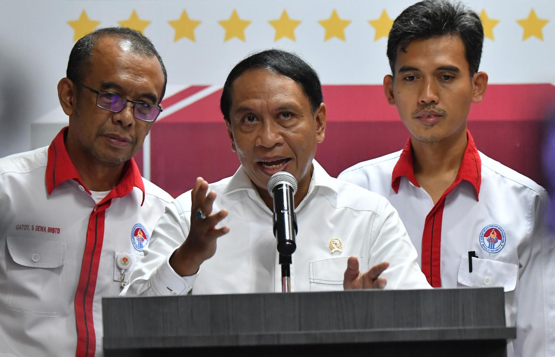 Pemerintah Akan Persiapkan  Indonesia Jadi Tuan Rumah Piala Dunia U-20 Tahun 2021