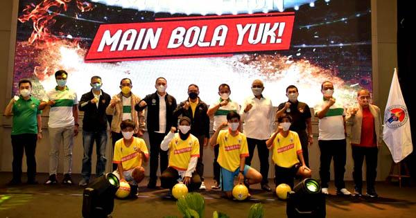 Ditutup Menpora RI, Youth Fun Juggling Competition Berjalan Sukses