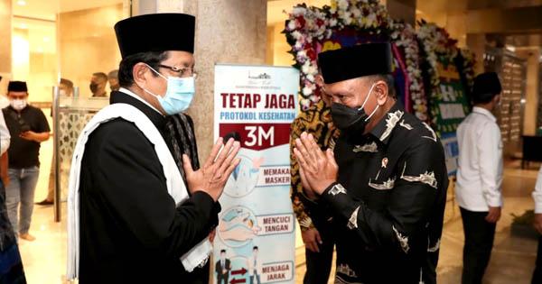 Hadiri Milad Masjid Istiqlal ke-43, Menpora Amali Dorong Pengembangan Generasi Muda Berbasis Tempat Ibadah