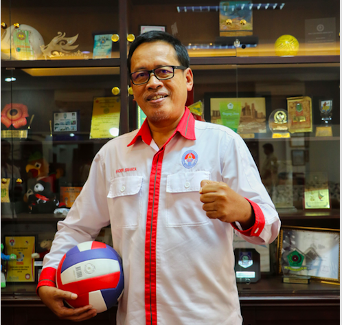 Dr. Raden Isnanta, M.Pd.