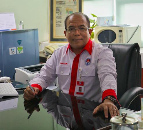 Dr. Samsudin, M.Pd.
